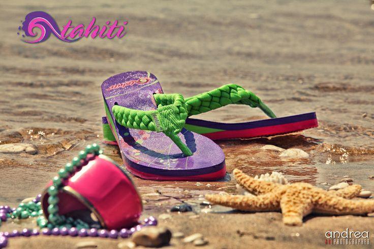 Tahiti Sandals Store in Malta - Studio Fotografico Andrea Art Photographer - Viale Ofanto, 76 - Foggia - Puglia - +39 328 3892787