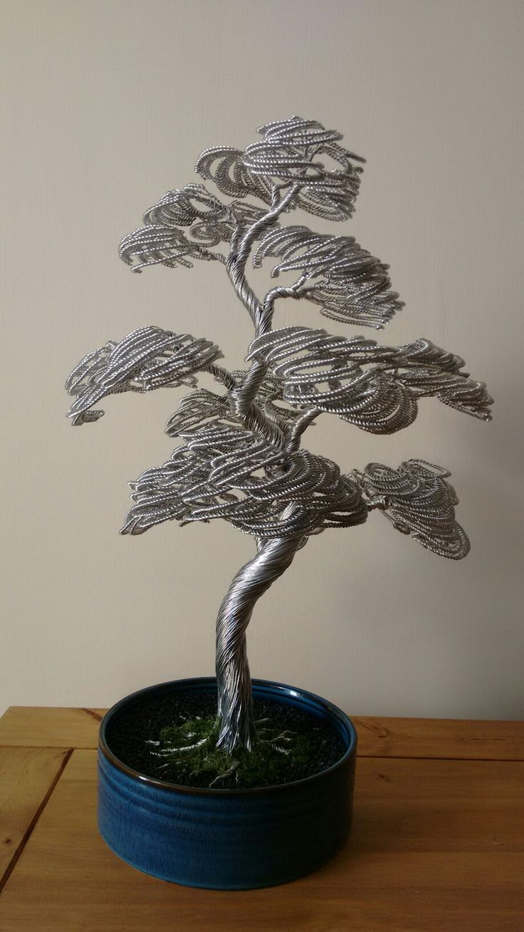 29 Best Wire Bonsai Trees Images On Pinterest Wiring Time Plants Copper Wrapping Crafts Jewelry