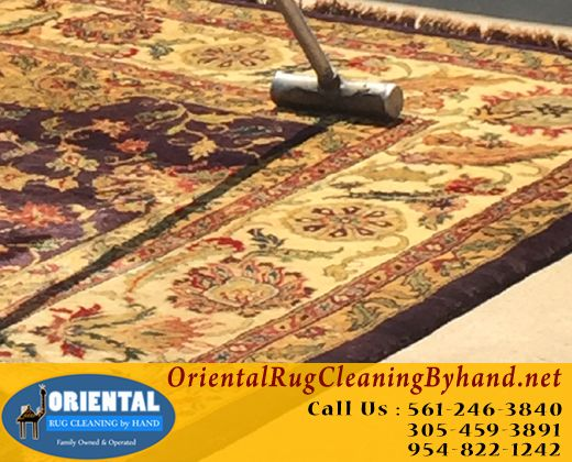 how to clean area rugs by hand