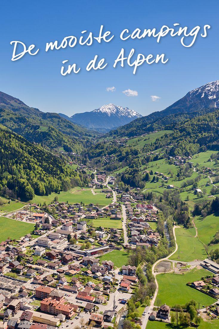 vakantie bergen frankrijk