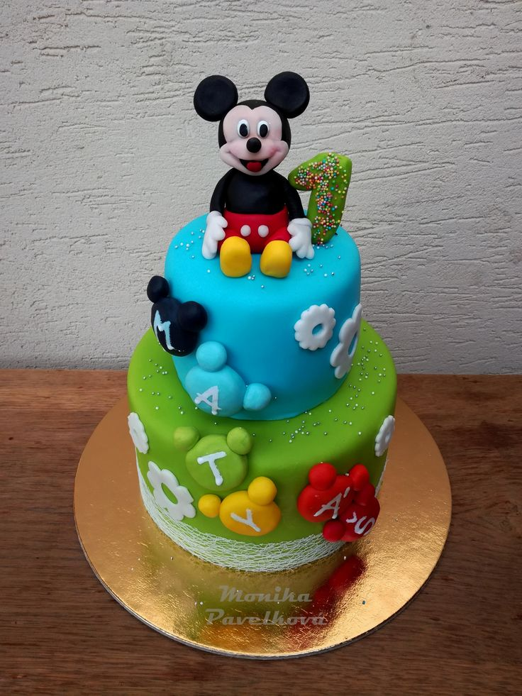Mickey mouse CAKE. DORT disney Mickey mouse.