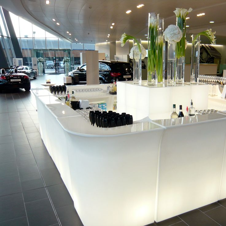 Mobile Bar Hire | ExhibitHire