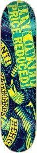 Anti Hero Foreclosure Blue 8.0 Skateboard Deck by Anti Herp. $34.99. Brand New Top Quality Anti Hero Skateboard