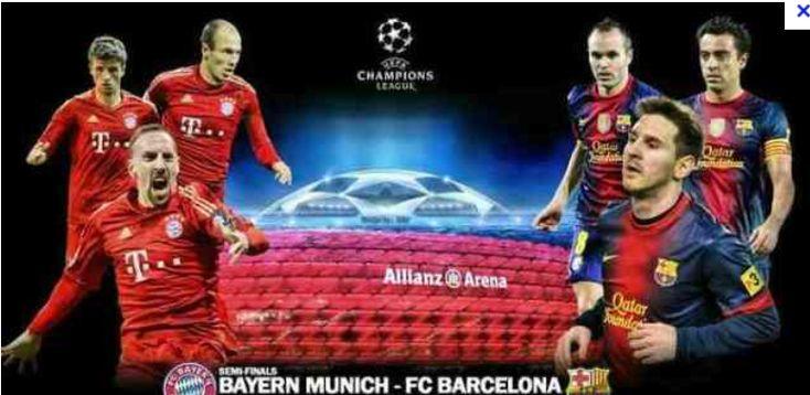 Le Bayern de Munich corrige Barcelone par 4 buts à 0 | SeneNews.com