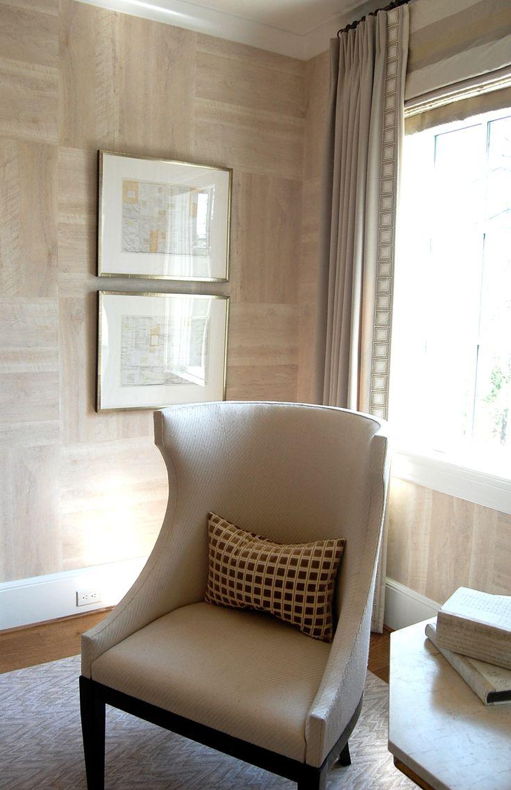 2013 DC Design House  faux bois wallpaper by Nobilis Its cut in  ~ Nobilis Faux Bois Wallpaper