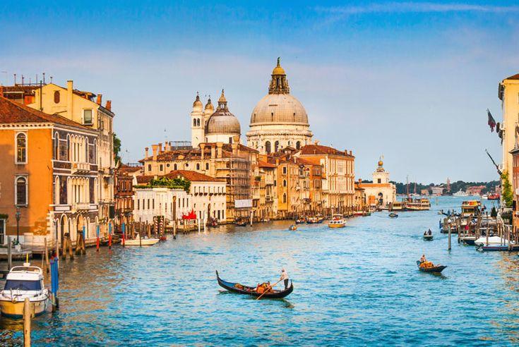 2nt 4* Romantic Venice Break, Flights & Gondola Ride