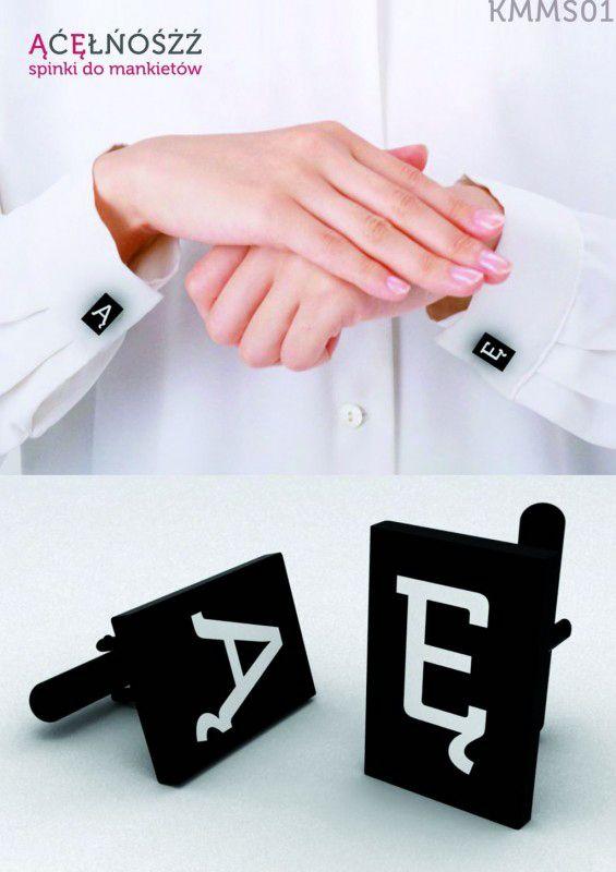 polish cufflinks, spinki do mankietu, Polish design, polski dizajn, polskie wzornictwo, made in Poland :: Pinned by #AdrianWerner ::