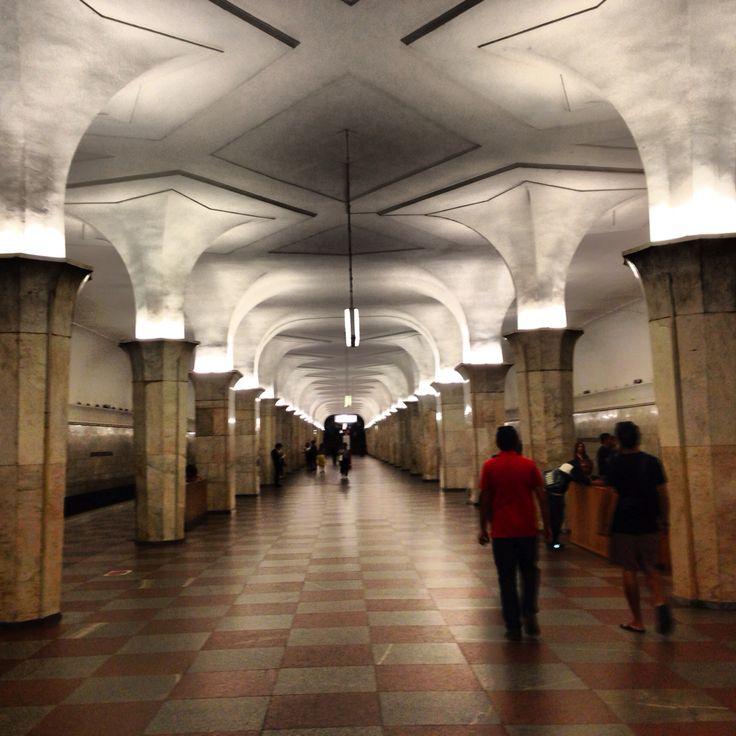 Moscow Metro | Московское метро | Moskova Metrosu