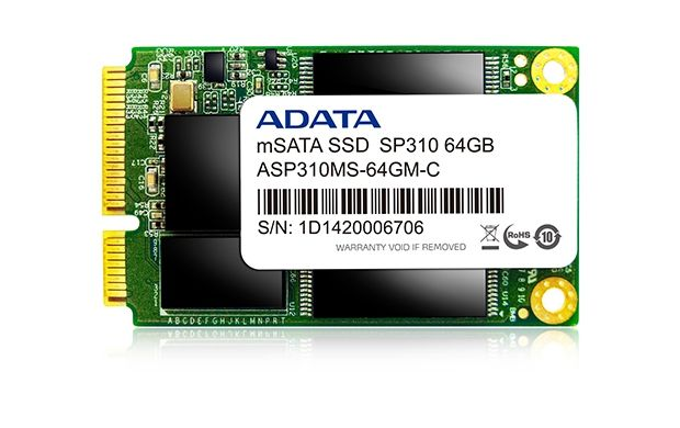 #Adata SP310 #SSD 64GB (ASP310S3-64GM-C)