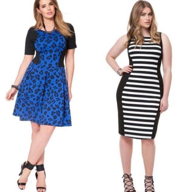 Так что, в общем, мода для полных практически ничем не отличается от моды для худых. Конечно не во всем следует копировать то, что носят худышки. К примеру весной и летом 2015 года в моду вновь возвращается многослойность в одежде.