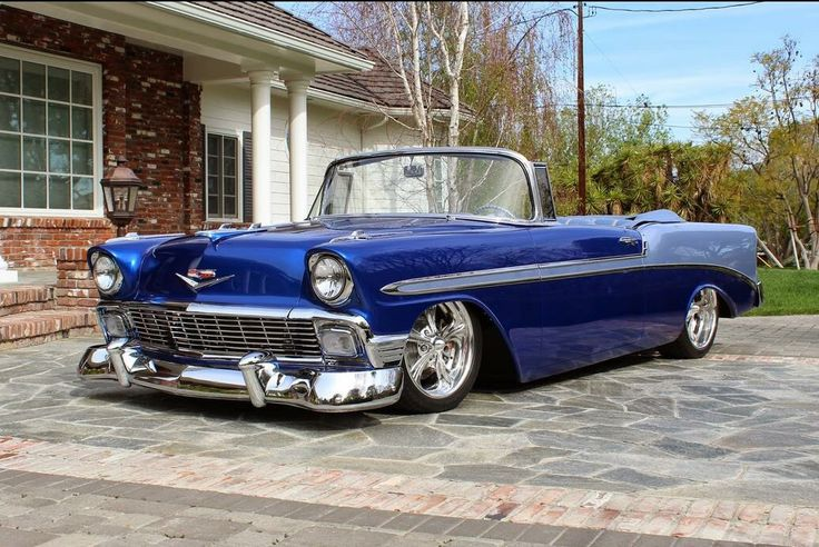 56 Chevy...Re-Pin brought to you by Agents of #ClassiccarInsurance at #HouseofInsurance in Would love to have this beautiful car!!
