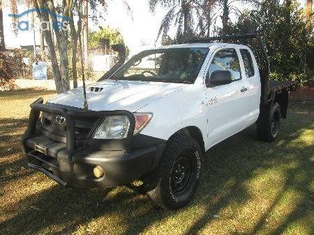 2007 Toyota Hilux KUN26R SR MY07