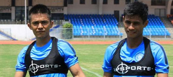 #India midfielder Eugeneson #Lyngdoh identifies the September 8 clash against #Iran as a perfect platform to test his mettle.