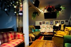 Another great Balmain venue - The Cottage. Great for drinks and sharing food.