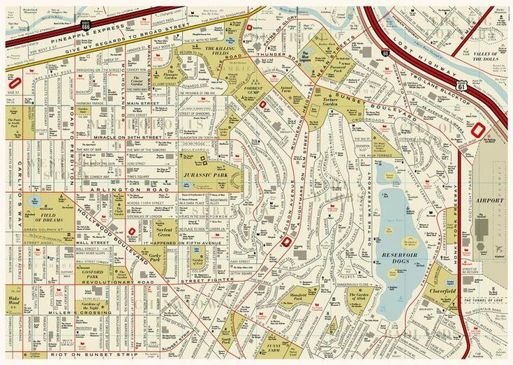 Film map