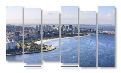 Набережная Рио-Де-Жанейро