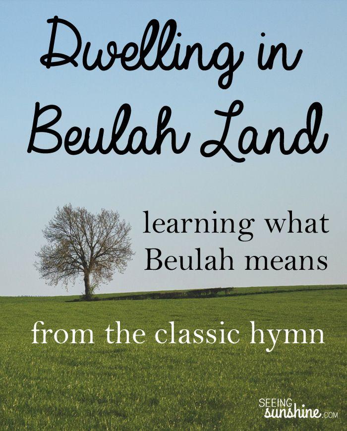 Lyric alison krauss living prayer lyrics : Best 25+ Beulah land ideas on Pinterest | Church songs, Hymns and ...