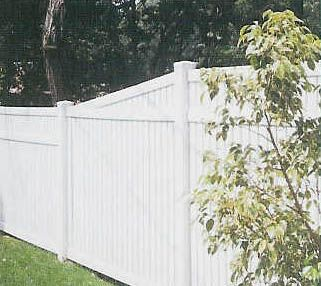 Transition Fence For Different Heights Fence In 2019