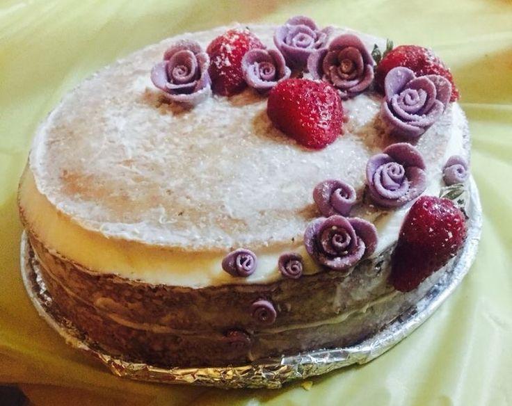 Welcome September Cake