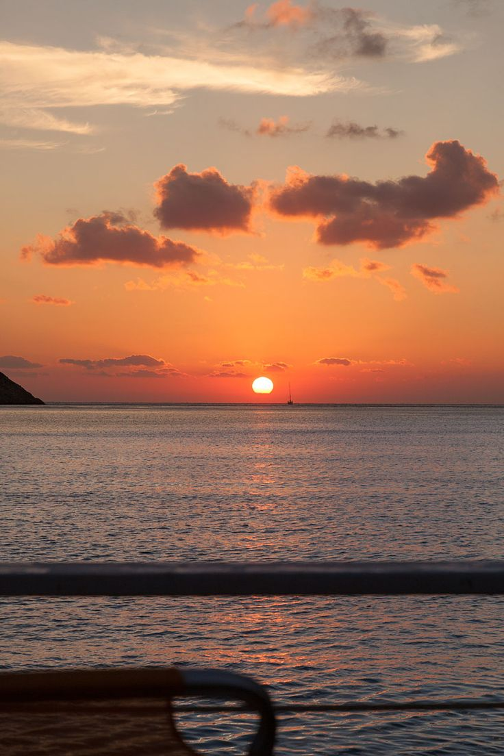 Sunset in Sifnos