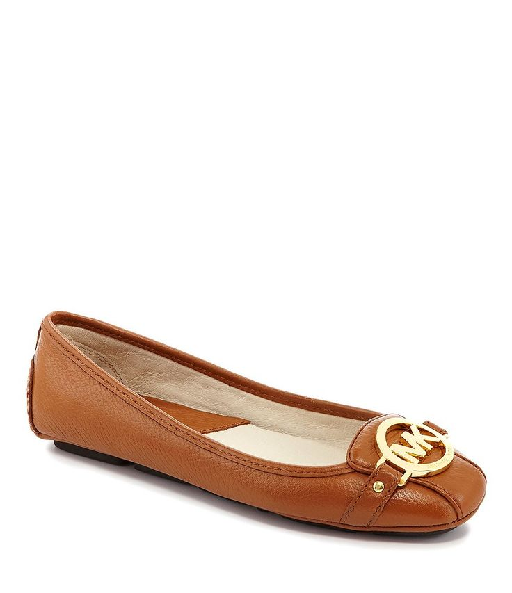 Shop for MICHAEL Michael Kors Fulton MK Buckle Leather Moccasin Flats at Dillards.com. Visit Dillards.com to find clothing, accessories, shoes, cosmetics & more. The Style of Your Life.