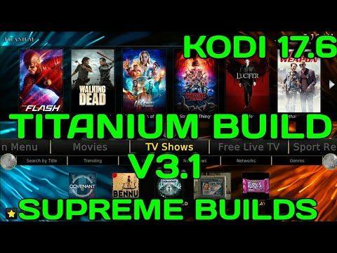 Supreme Builds Titanium