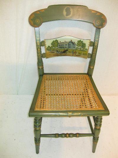 WWW.USEDHITCHCOCKFURNITURE.COM · Painted ChairsHamperChair ...
