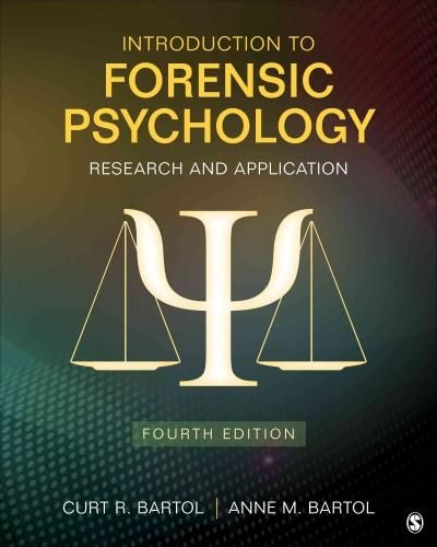 forensic psychology research paper