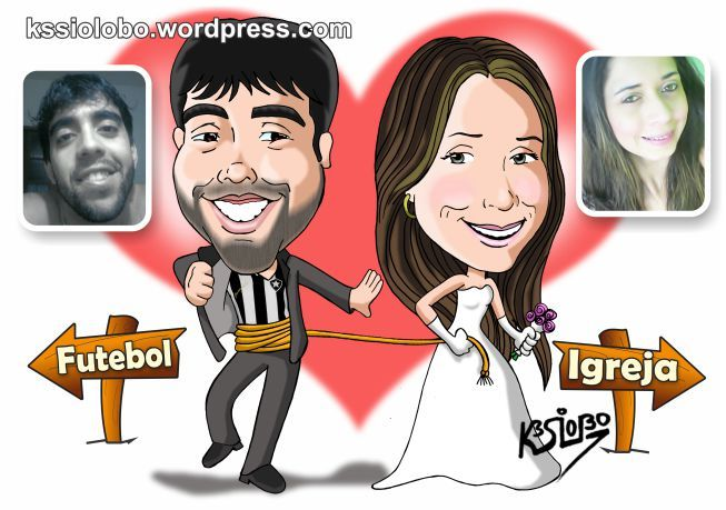 Posts de blog ‹ Caricaturas Personalizadas — WordPress.com