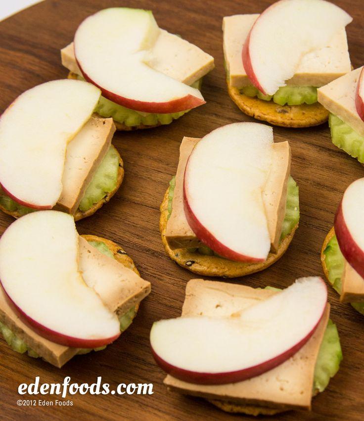 Tofu Cheese - Genmai Miso #recipe | Appetizer Recipes | Pinterest