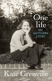 Kate Grenville's book about her mum sounds wonderful <3