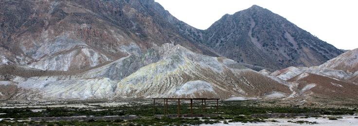 Nisyros - Volcano