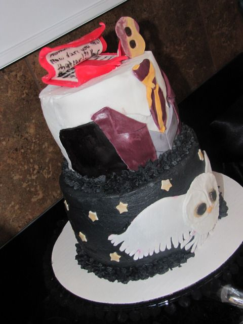 74 best Themed Sweets Harry Potter Examples images on Pinterest