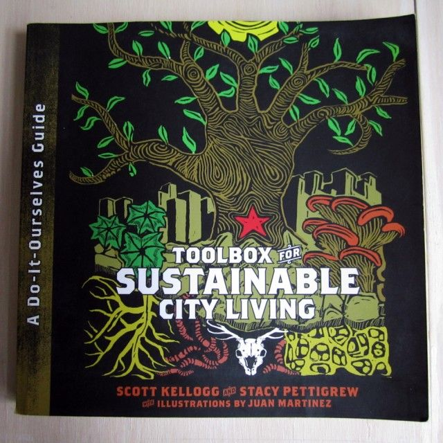 Book Review: Toolbox for Sustainable City Living