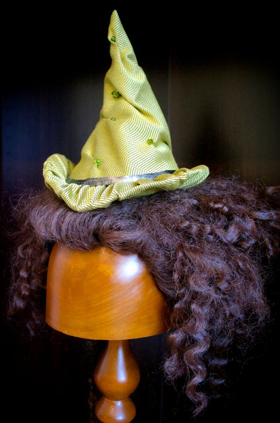 wicked witch elphaba hat