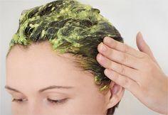 Наносите эту маску раз в неделю и ваши волосы станут гуще и сильнее!