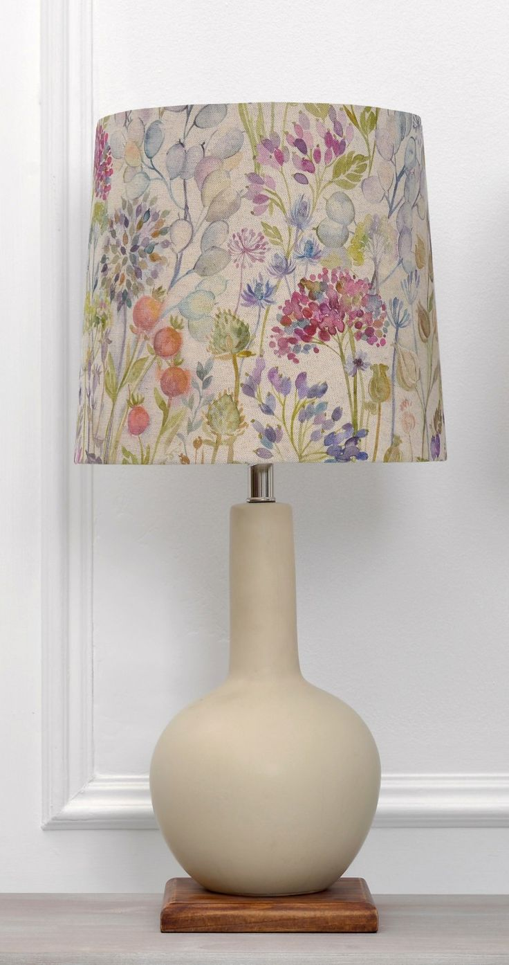 galina hedgerow biscuit Lampshade - Voyage Maison