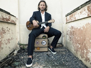 Eddie Vedder of legendary Pearl Jam plays O2 Apollo Manchester on 28th July 2012 - Priority tickets on sale from 9am!  http://www.o2priority.co.uk/Listings/Eddie-Vedder/17034