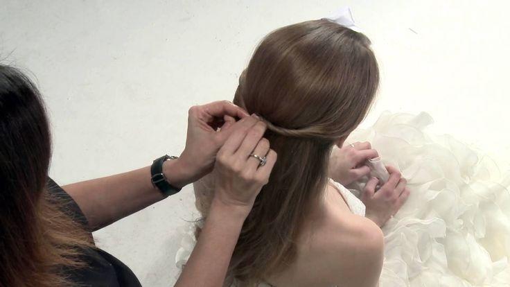 Eléonore - Wedding Hair Collection 14 - Alessia Solidani