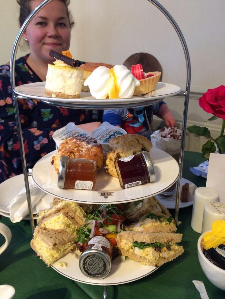 Tiptree jam factory in Essex- amazing afternoon tea!