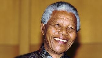 a biography of nelson rolihlahla mandela a south african leader Nelson rolihlahla mandela (madiba) was born in the eastern cape province of  south africa to a xhosa-speaking thembu chief in 1918 mandela was born into .