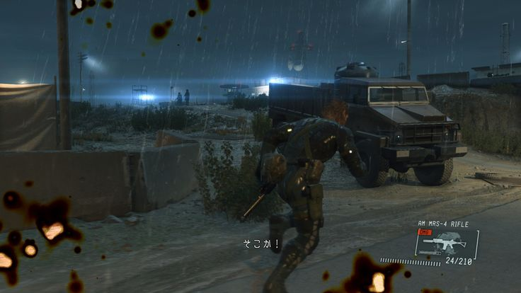 Metal Gear Solid V Ground Zeroes PC Game Screenshots
