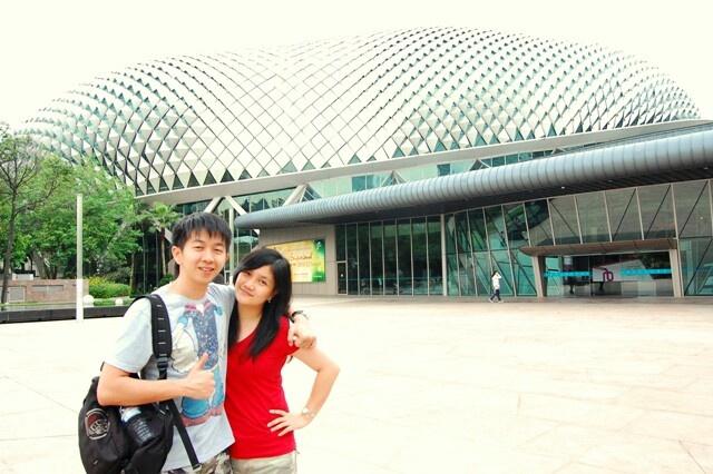 The Explanade Singapore