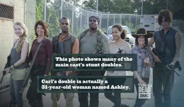"""44 Things You Didn't Know About """"The Walking Dead"""""""