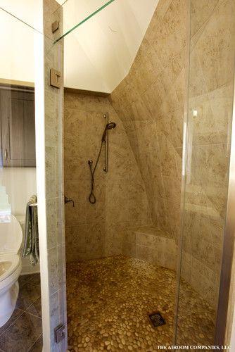 Dome Home Interior contemporary bathroom