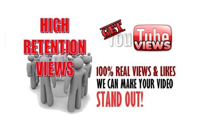 alfiviews: do 5000 YOUTUBE Views for $5, on fiverr.com