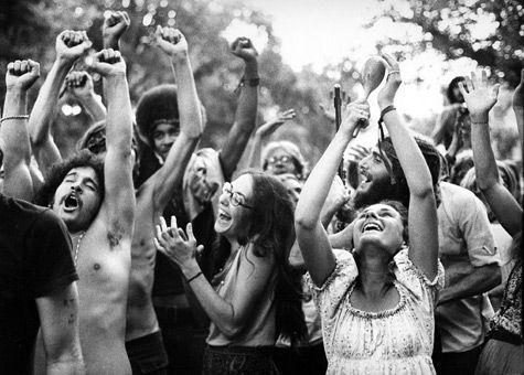 Woodstock 1969. Henry Diltz Photography