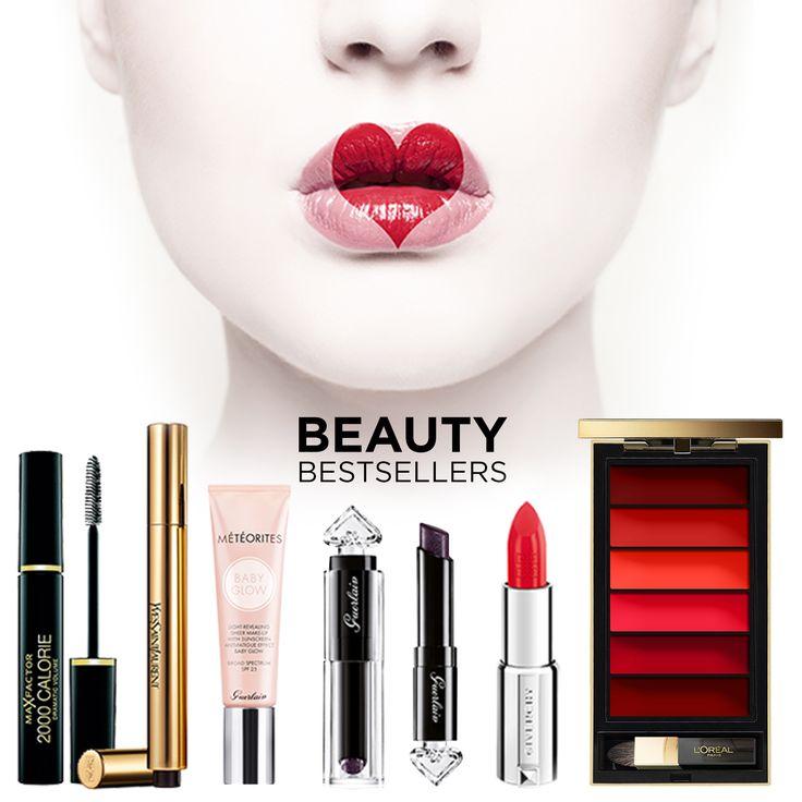 Это точно любовь ❤ ! Beauty Bestsellers – это лучшие средства, по мнению наших покупателей. Абсолютные хиты 🌟🌟🌟, которые вы преданно любите и чаще всего заказываете в интернет-универмаге Л'Этуаль. Узнайте, какие средства попали в список лучших! Может быть, среди них есть Ваш личный must have? Ищите Beauty Bestsellers на letu.ru! Подробнее https://goo.gl/Yr19hW  #лэтуаль #макияж #makeup #beautybestsellers #beauty #lipstick #mascara #eyeshadow #eyeliner #musthave