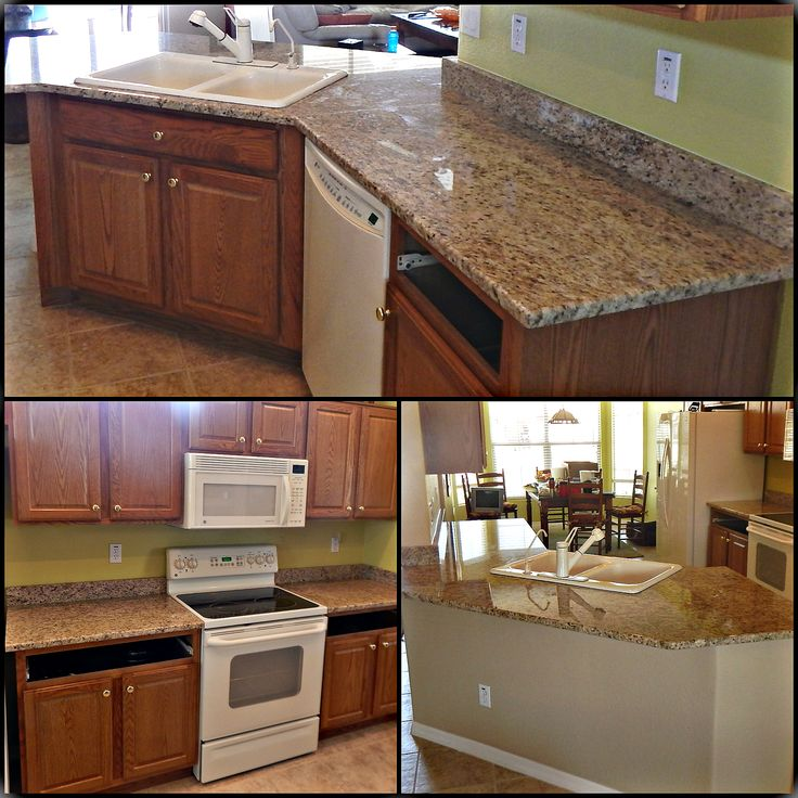 17 best images about kitchen remodel ideas on pinterest for 1 inch granite countertops