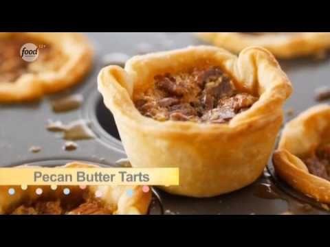 Анна Олсон: секреты выпечки - часть 19 - Тесто для пирогов - YouTube